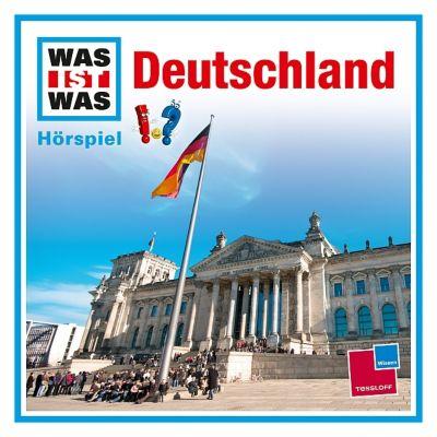 Deutschland, 1 Audio-CD, Kurt Haderer