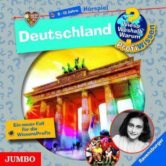 Deutschland, 1 Audio-CD, Andrea Schwendemann