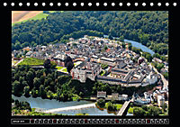 Deutschland aus der Vogelperspektive (Tischkalender 2019 DIN A5 quer) - Produktdetailbild 1