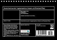Deutschland aus der Vogelperspektive (Tischkalender 2019 DIN A5 quer) - Produktdetailbild 13