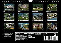 Deutschland aus der Vogelperspektive (Wandkalender 2019 DIN A4 quer) - Produktdetailbild 13