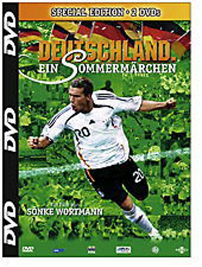 Deutschland Ein Sommermärchen Dvd Bei Weltbildde Bestellen