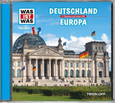 Deutschland/Europa, 1 Audio-CD, Kurt Haderer