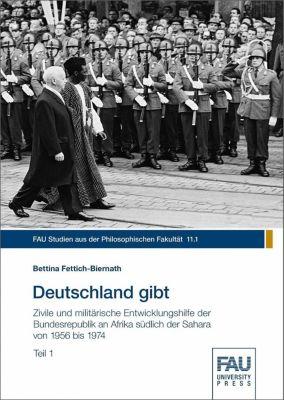 Deutschland gibt - Bettina Fettich-Biernath  
