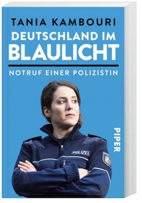 Deutschland im Blaulicht, Tania Kambouri