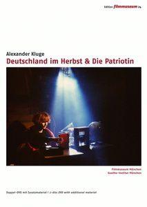 Deutschland im Herbst / Die Patriotin, Edition Filmmuseum 24