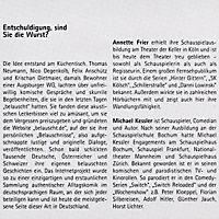 Deutschland im O-Ton Band 1: Entschuldigung, sind Sie die Wurst? (Audio-CD) - Produktdetailbild 2