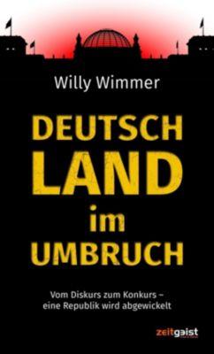 Deutschland im Umbruch, Willy Wimmer