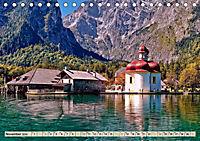 Deutschland - Nationalparks (Tischkalender 2019 DIN A5 quer) - Produktdetailbild 11