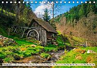Deutschland - Nationalparks (Tischkalender 2019 DIN A5 quer) - Produktdetailbild 2