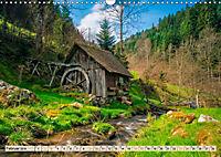 Deutschland - Nationalparks (Wandkalender 2019 DIN A3 quer) - Produktdetailbild 2
