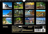 Deutschland - Nationalparks (Wandkalender 2019 DIN A4 quer) - Produktdetailbild 3