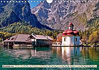 Deutschland - Nationalparks (Wandkalender 2019 DIN A4 quer) - Produktdetailbild 11