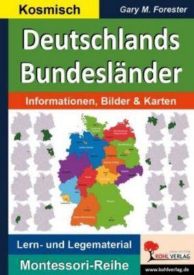 Deutschlands Bundesländer, Gary M. Forester