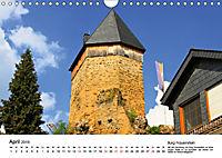 Deutschlands Burgen - besondere Burgen und schöne Schlösser (Wandkalender 2019 DIN A4 quer) - Produktdetailbild 4