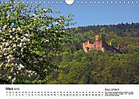 Deutschlands Burgen - besondere Burgen und schöne Schlösser (Wandkalender 2019 DIN A4 quer) - Produktdetailbild 3