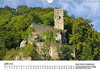 Deutschlands Burgen - besondere Burgen und schöne Schlösser (Wandkalender 2019 DIN A4 quer) - Produktdetailbild 6