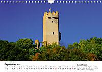 Deutschlands Burgen - besondere Burgen und schöne Schlösser (Wandkalender 2019 DIN A4 quer) - Produktdetailbild 9