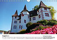 Deutschlands Burgen - besondere Burgen und schöne Schlösser (Wandkalender 2019 DIN A4 quer) - Produktdetailbild 8