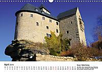Deutschlands Burgen - Burgen, Schlösser und Ruinen (Wandkalender 2019 DIN A3 quer) - Produktdetailbild 4
