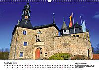 Deutschlands Burgen - Burgen, Schlösser und Ruinen (Wandkalender 2019 DIN A3 quer) - Produktdetailbild 2