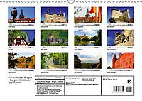 Deutschlands Burgen - Burgen, Schlösser und Ruinen (Wandkalender 2019 DIN A3 quer) - Produktdetailbild 13