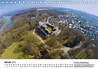 Deutschlands Burgen - Der Süden von oben (Tischkalender 2019 DIN A5 quer) - Produktdetailbild 1