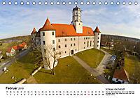 Deutschlands Burgen - Der Süden von oben (Tischkalender 2019 DIN A5 quer) - Produktdetailbild 2