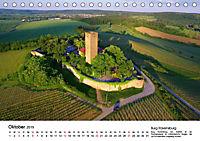 Deutschlands Burgen - Der Süden von oben (Tischkalender 2019 DIN A5 quer) - Produktdetailbild 10