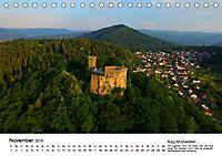 Deutschlands Burgen - Der Süden von oben (Tischkalender 2019 DIN A5 quer) - Produktdetailbild 11