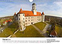 Deutschlands Burgen - Der Süden von oben (Wandkalender 2019 DIN A4 quer) - Produktdetailbild 2