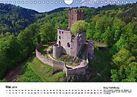 Deutschlands Burgen - Der Süden von oben (Wandkalender 2019 DIN A4 quer) - Produktdetailbild 5
