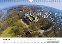 Deutschlands Burgen - Der Süden von oben (Wandkalender 2019 DIN A4 quer) - Produktdetailbild 1