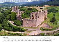 Deutschlands Burgen - Der Süden von oben (Wandkalender 2019 DIN A4 quer) - Produktdetailbild 6