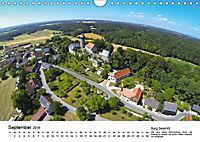 Deutschlands Burgen - Der Süden von oben (Wandkalender 2019 DIN A4 quer) - Produktdetailbild 9