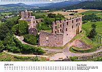 Deutschlands Burgen - Der Süden von oben (Wandkalender 2019 DIN A2 quer) - Produktdetailbild 6