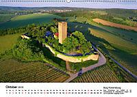 Deutschlands Burgen - Der Süden von oben (Wandkalender 2019 DIN A2 quer) - Produktdetailbild 10