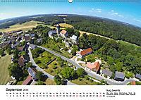Deutschlands Burgen - Der Süden von oben (Wandkalender 2019 DIN A2 quer) - Produktdetailbild 9