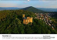 Deutschlands Burgen - Der Süden von oben (Wandkalender 2019 DIN A2 quer) - Produktdetailbild 11