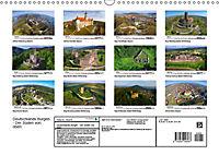Deutschlands Burgen - Der Süden von oben (Wandkalender 2019 DIN A3 quer) - Produktdetailbild 13