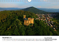 Deutschlands Burgen - Der Süden von oben (Wandkalender 2019 DIN A4 quer) - Produktdetailbild 11
