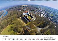 Deutschlands Burgen - Der Süden von oben (Wandkalender 2019 DIN A2 quer) - Produktdetailbild 1