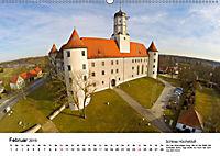 Deutschlands Burgen - Der Süden von oben (Wandkalender 2019 DIN A2 quer) - Produktdetailbild 2