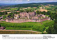 Deutschlands Burgen - Der Süden von oben (Wandkalender 2019 DIN A2 quer) - Produktdetailbild 8