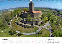 Deutschlands Burgen - Der Süden von oben (Wandkalender 2019 DIN A3 quer) - Produktdetailbild 4