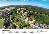 Deutschlands Burgen - Der Süden von oben (Wandkalender 2019 DIN A3 quer) - Produktdetailbild 9