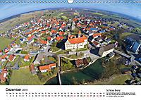 Deutschlands Burgen - Der Süden von oben (Wandkalender 2019 DIN A3 quer) - Produktdetailbild 12