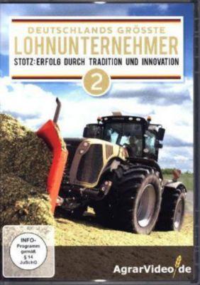 Deutschlands größte Lohnunternehmer - Stotz: Erfolg durch Tradition und Innovation, 1 DVD