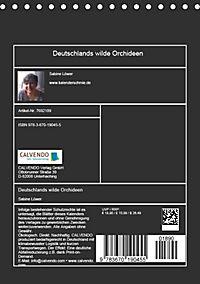 Deutschlands wilde Orchideen (Tischkalender 2019 DIN A5 hoch) - Produktdetailbild 13