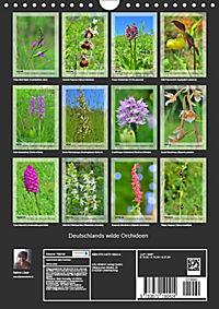 Deutschlands wilde Orchideen (Wandkalender 2019 DIN A4 hoch) - Produktdetailbild 13